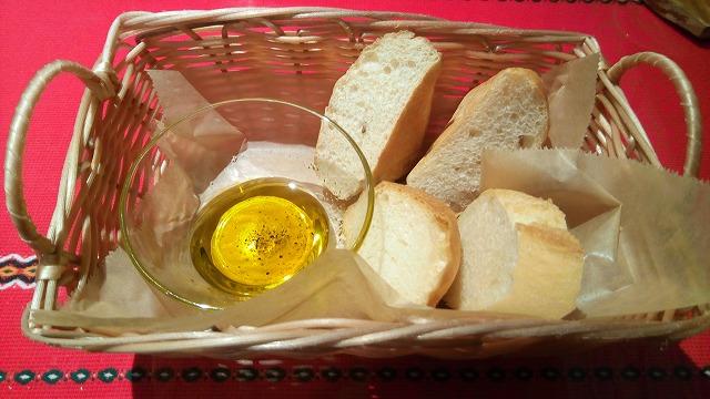 キュフテランチ パン