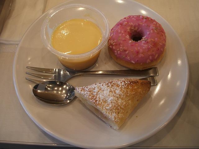 デザート2皿