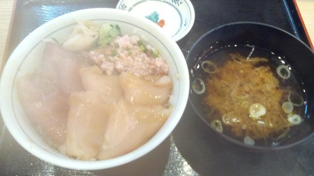 づけ&タタキ丼