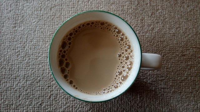 ワンダ 乳酸菌コーヒー やさしい甘さ 豆乳割り