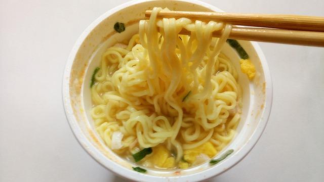 クッタ(QTTA)シーフード味麺