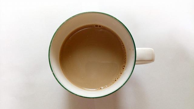 ワンダ 乳酸菌コーヒー ショコラ 豆乳割り