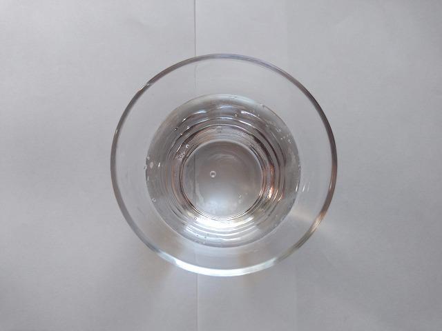 ZAO炭酸水グラス